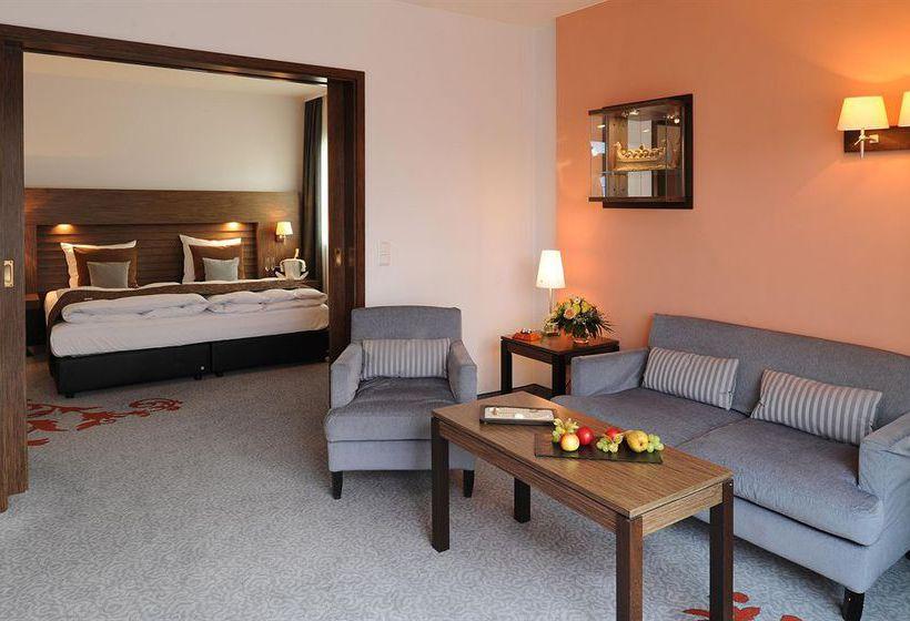 hotel park plaza trier trier de beste aanbiedingen bij destinia. Black Bedroom Furniture Sets. Home Design Ideas