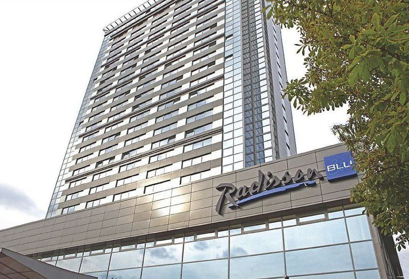 Radisson Blu Hotel Latvija, Riga リガ