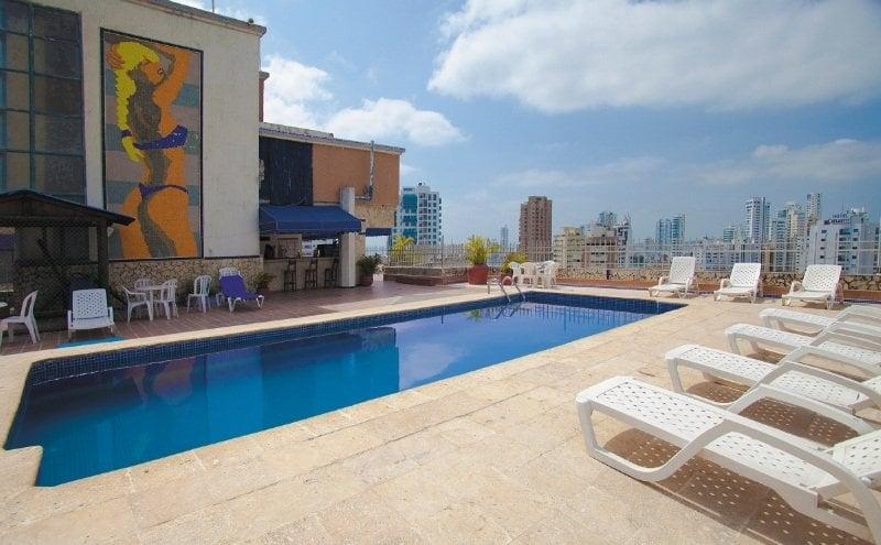 Hotel costa del sol centro de convenciones carthag ne for Sol del centro