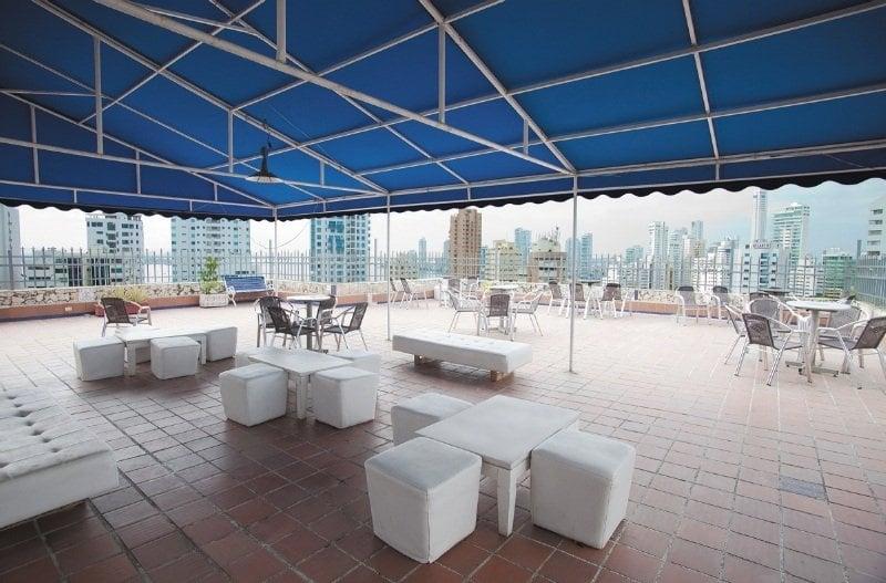 Hotel costa del sol centro de convenciones em cartagena for Del sol centro