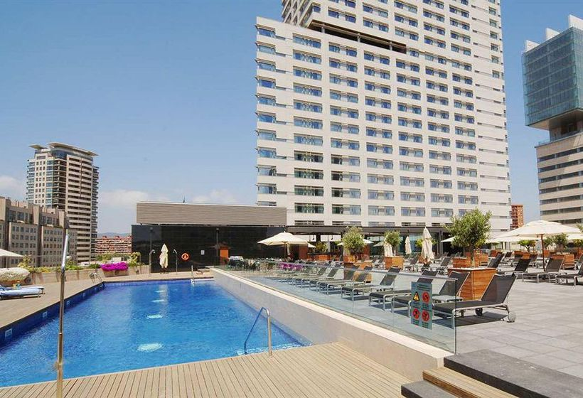 Hotel Hilton Diagonal Mar Barcelona In Barcelona Starting At 53 Destinia