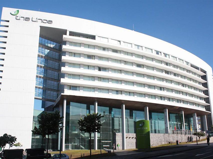 Esterno Hotel The Lince Azores Ponta Delgada