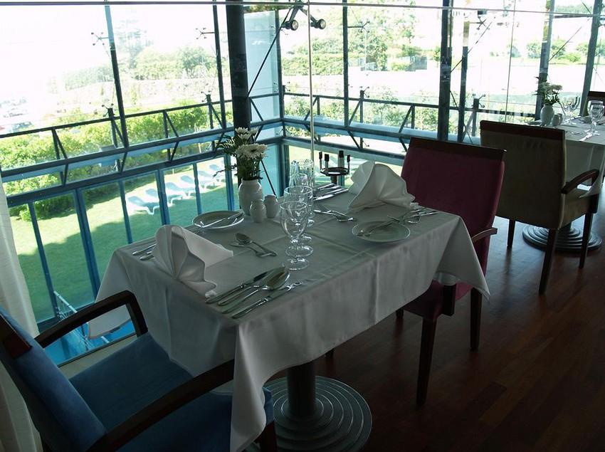 Restaurant Hotel The Lince Azores Ponta Delgada