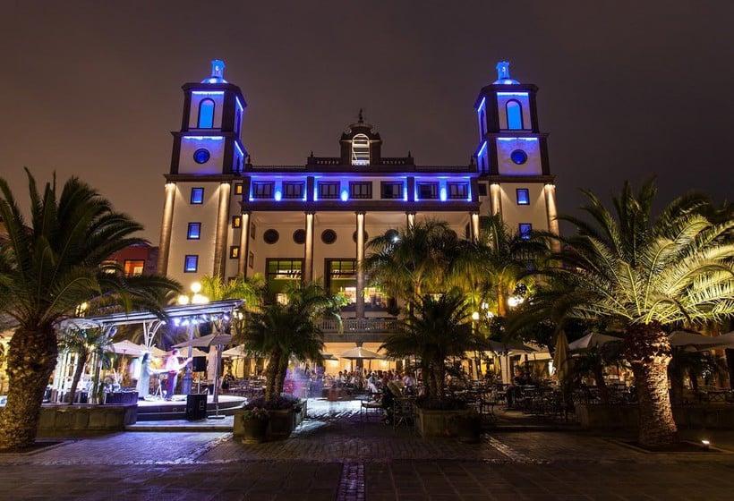외관 Lopesan Villa del Conde Resort & Thalasso Meloneras