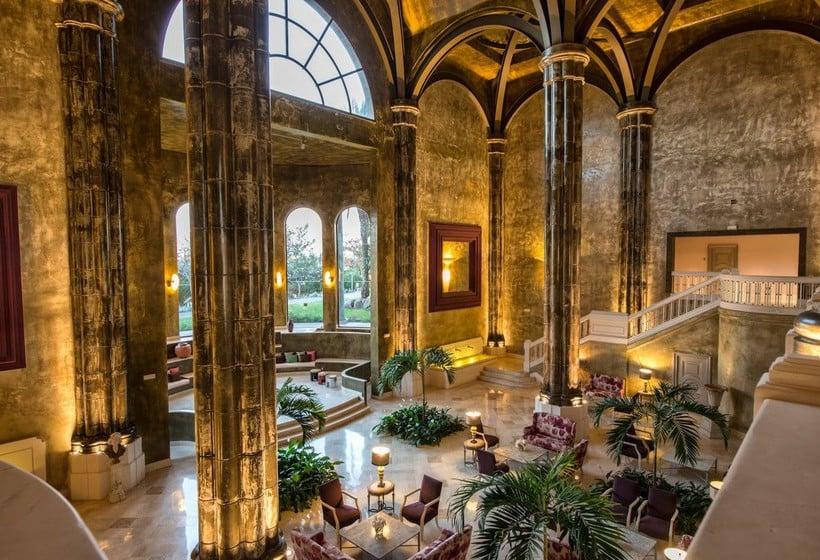Front desk Lopesan Villa del Conde Resort & Thalasso Meloneras