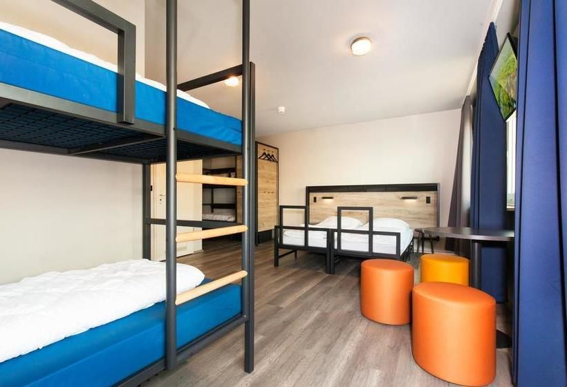 a o berlin mitte hotel hostel in berlin ab 14 destinia. Black Bedroom Furniture Sets. Home Design Ideas