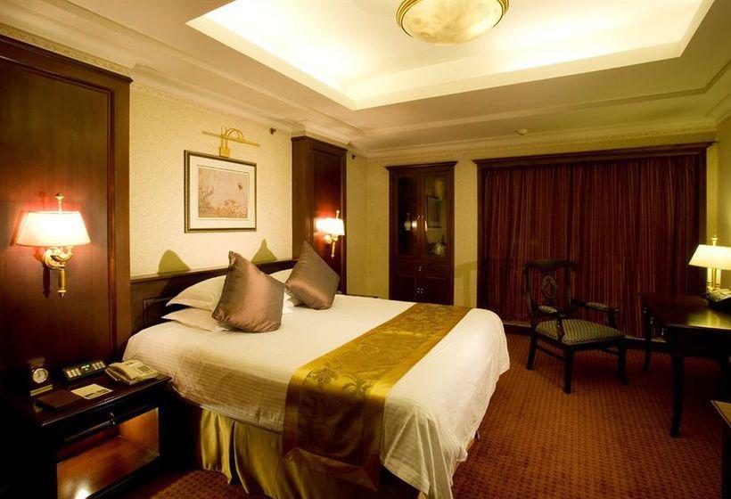 Hôtel Oriental Riverside à Shanghai à partir de 48 ...