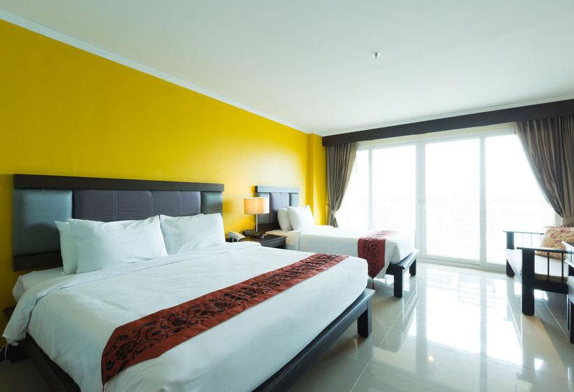 Hotel phala cliff beach resort spa ban chang as for Hotel spa familiar