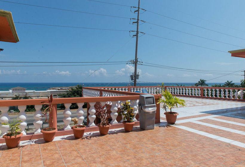 Hotel Rose Hall Castles Beach Resort Montego Bay