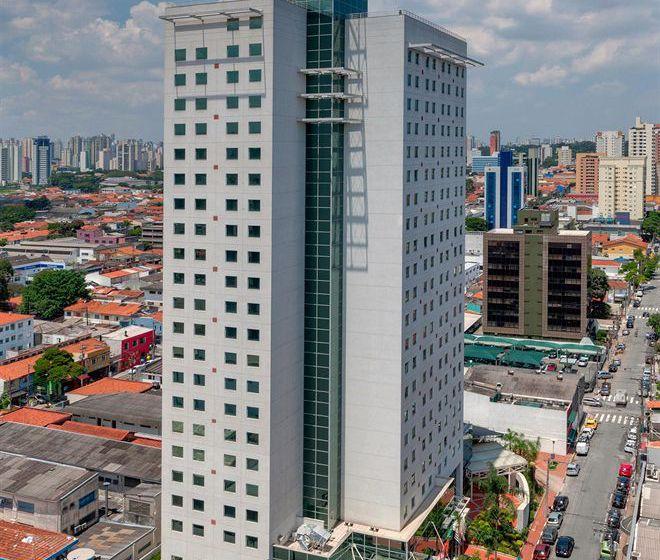 Hotel Tryp Sao Paulo Naçoes Unidas
