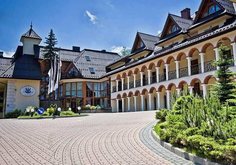 Hotel Belvedere Resort Spa In Zakopane Starting At 32 Destinia