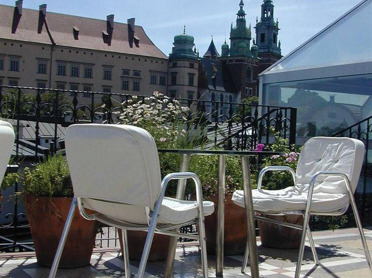 Hôtel Copernicus Cracovie
