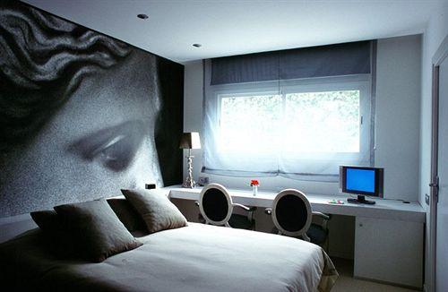 Zimmer Hotel Globales Acis & Galatea Madrid