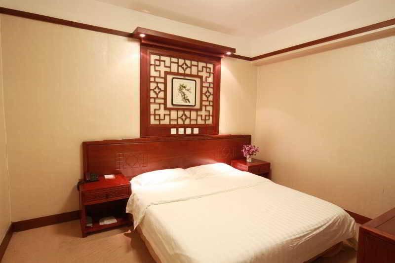 Hotel Shindom Inn Qian Men Tian Jie Pequim