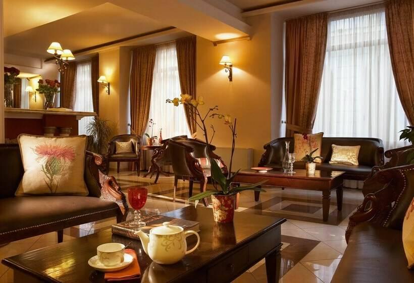 Gemeinschaftsbereiche Hotel Luxembourg Thessaloniki