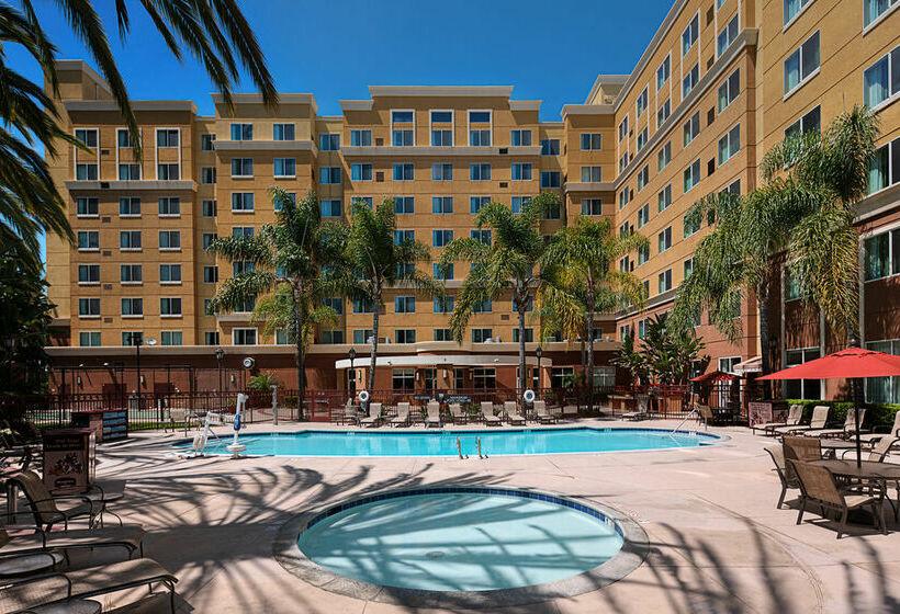 hotel residence inn by marriott anaheim garden grove garden grove as melhores ofertas com destinia