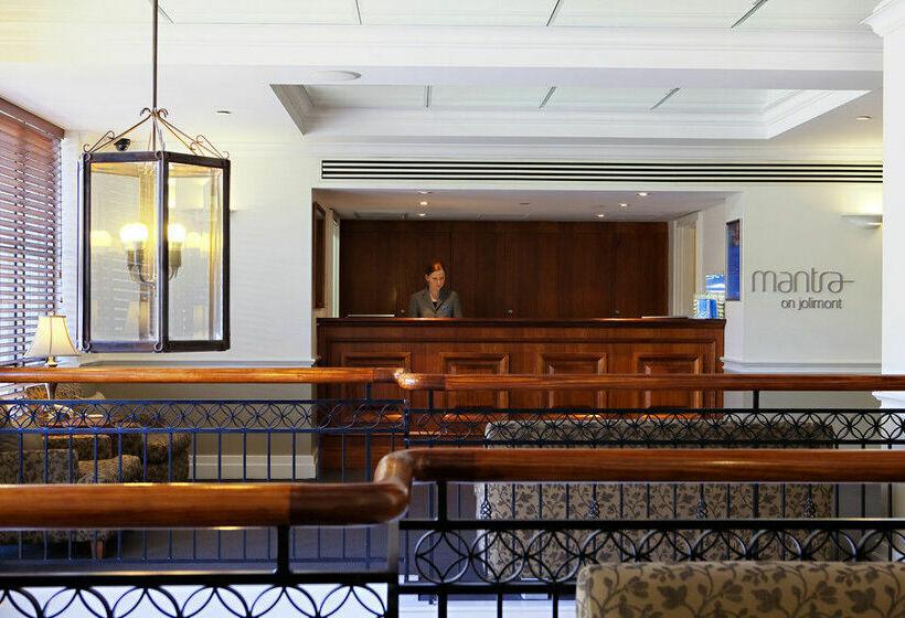 Hotel mantra on jolimont em melbourne desde 40 destinia for Appart hotel jolimont
