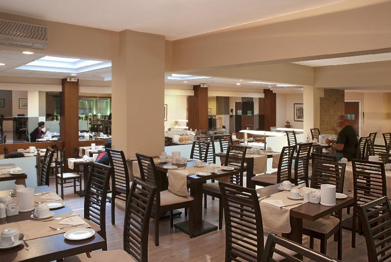 Restaurant Hotel Athens Cypria