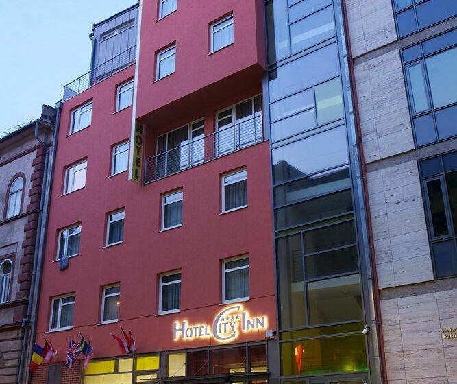Hotel City Inn In Budapest, Starting At £16