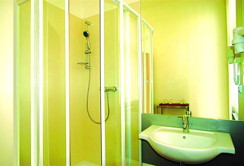 Salle de bain City Partner Hotel Victoria Prague