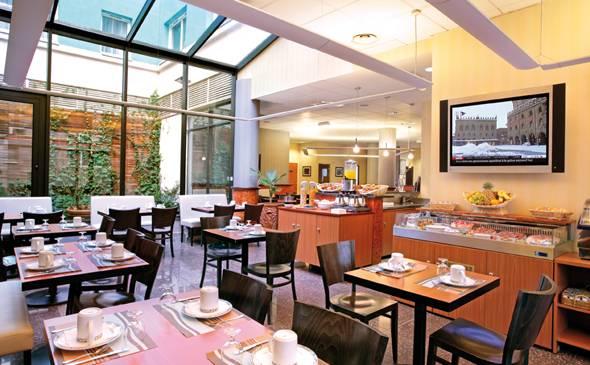 Hotel Park & Suites Elegance Lyon Gerland Lione