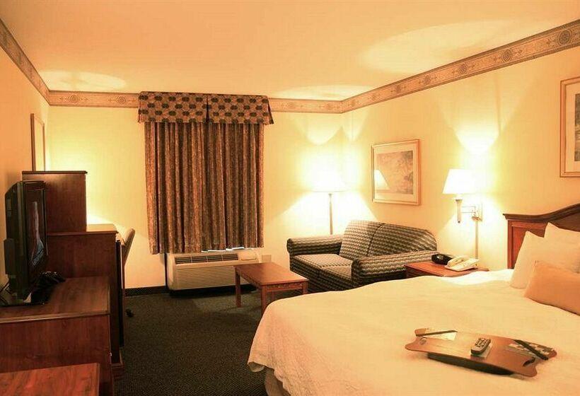 Hôtel Hampton Inn & Suites Atlanta Airport North I85
