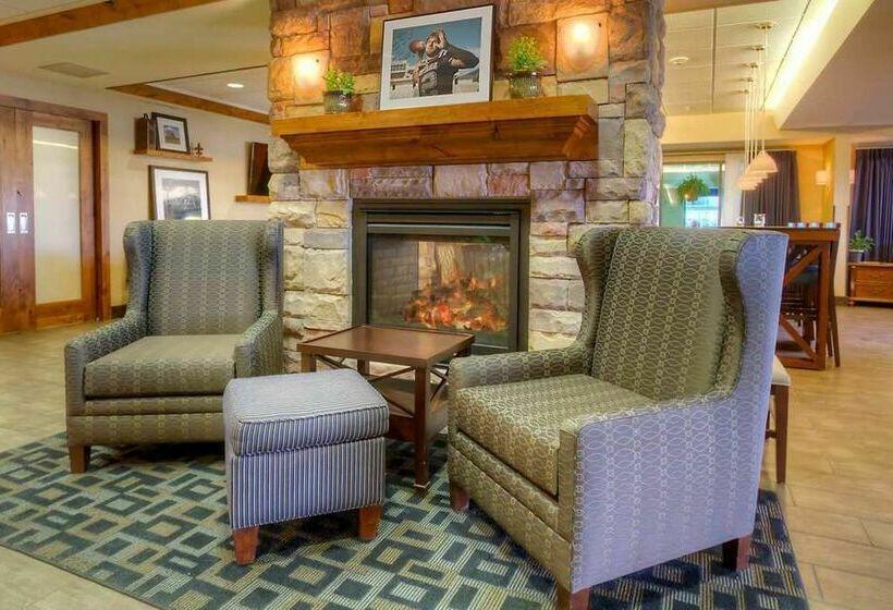 Hotel Hampton Inn Billings Billings The Best Offers With Destinia