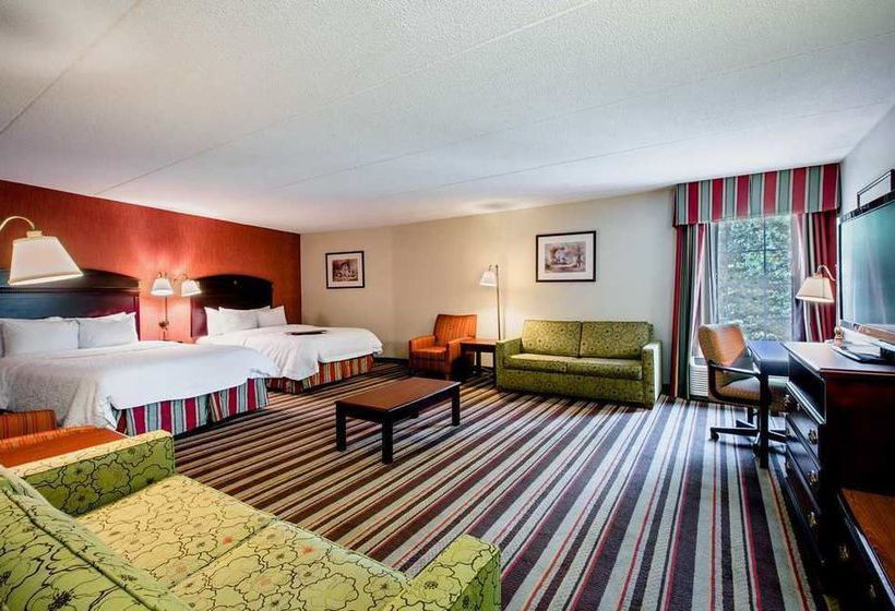 Hotel Hampton Inn Sturbridge