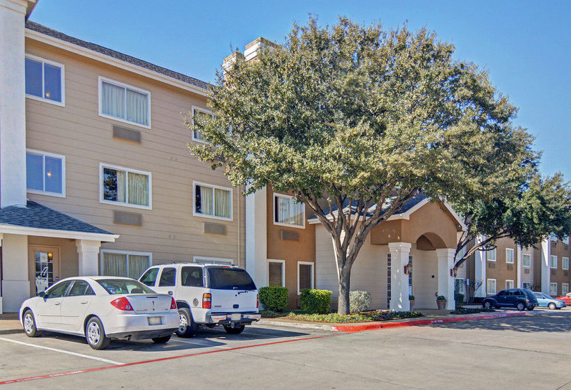 Suburban Extended Stay Hotel Lewisville