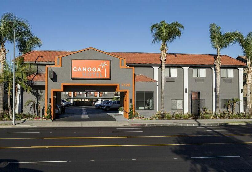 Canoga Hotel at Warner Center LosAngeles UnitedStates