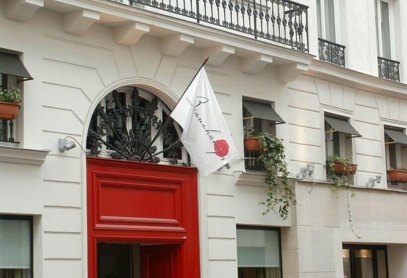 Tripadvisor Hotel Beauchamps Paris