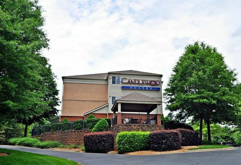 فندق Candlewood Suites Raleigh crabtree رالي