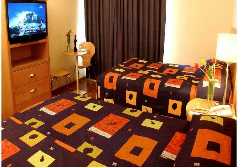 Hotel Del Principado Mexico City