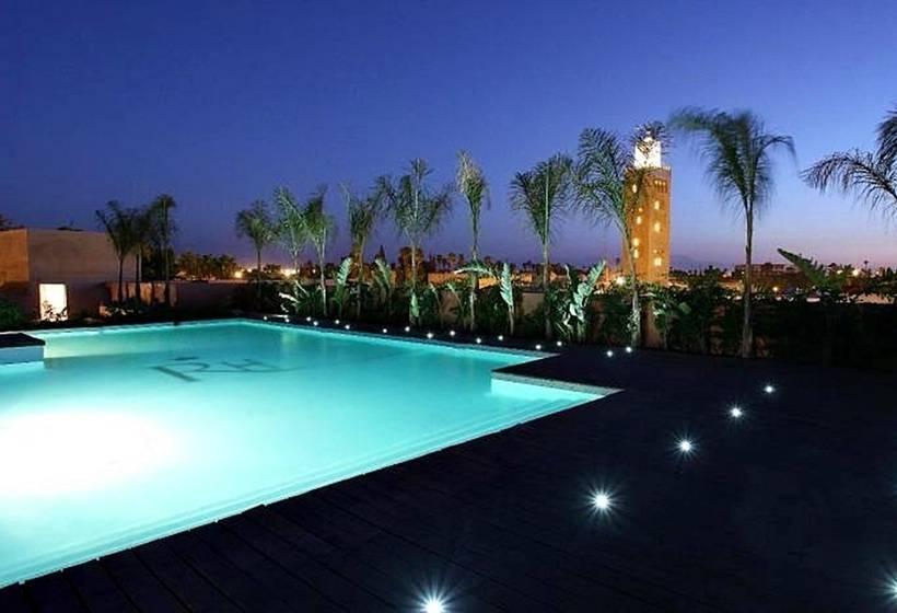 Hôtel Les Jardins De La Koutoubia Marrakech