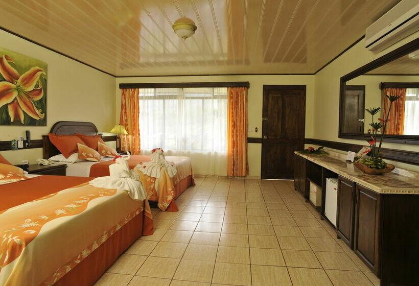 Hotel los lagos spa resort arenal as melhores ofertas for Nikki o salon lagos