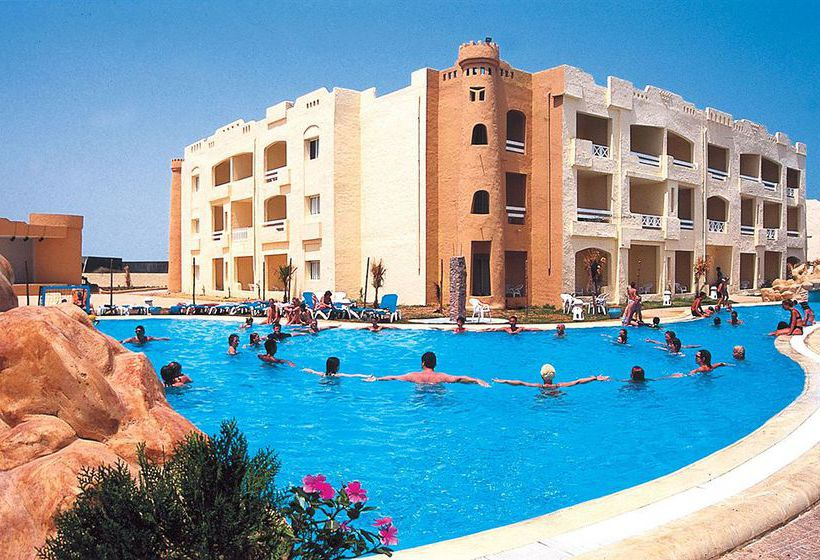 فندق Sun Beach Resort تونس