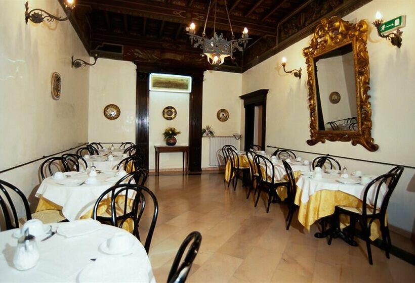 Restaurant Hotel Accademia Florenz