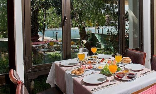Detalle Hotel Grida City Antalya