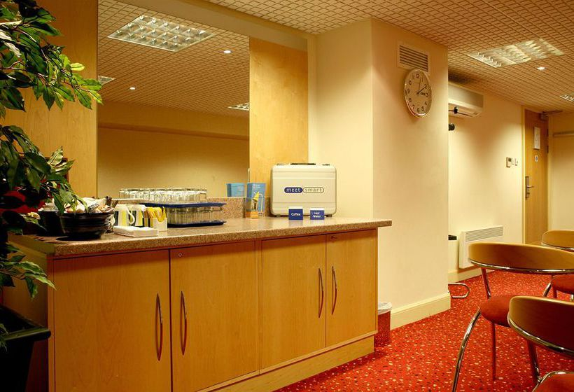 Hotel Holiday Inn Express Edinburgh City Centre Edimburgo