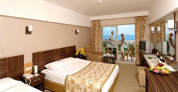 Zimmer Hotel Sherwood Breezes Resort Antalya