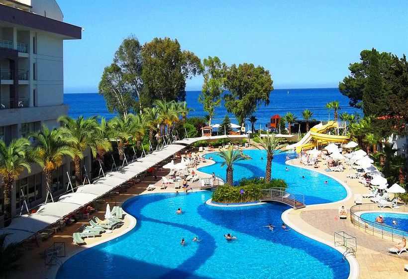 Resort doubletree by hilton antalya kemer in kemer - 24 hour fitness with swimming pool locations ...