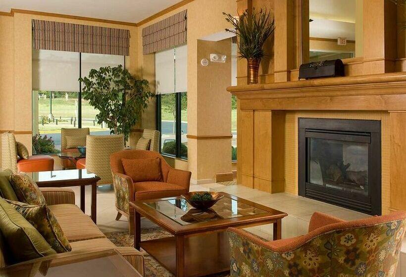 Hotel Hilton Garden Inn Atlanta Airport Millenium Center College Park As Melhores Ofertas Com