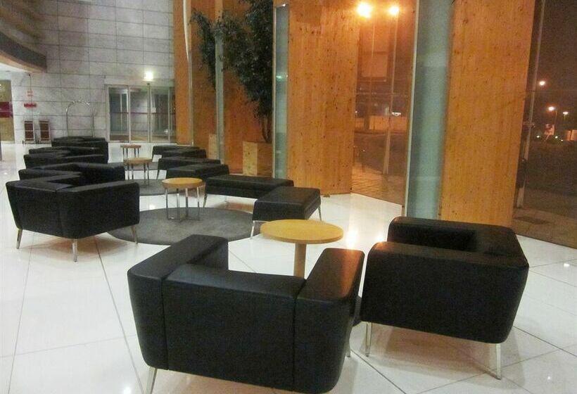 Zonas comunes Hotel VIP Executive Azores Ponta Delgada