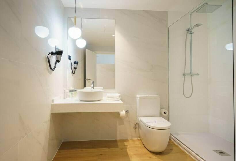 Bathroom Sercotel Málaga