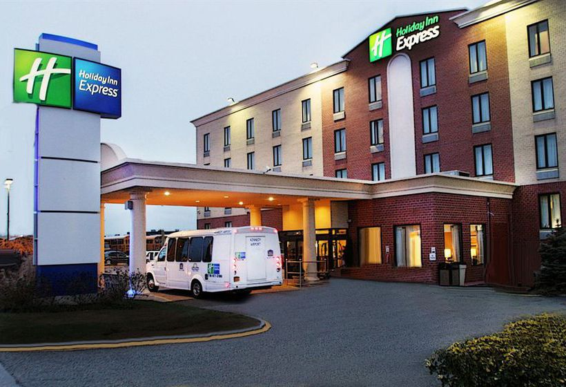 호텔 Holiday Inn Express Kennedy Airport 뉴욕