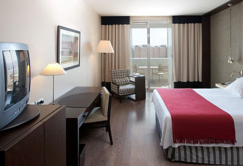 غرفة فندق NH Alicante أليكانتي