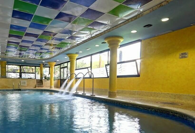 Swimming pool Apartamentos Marina d'Or Oropesa del Mar