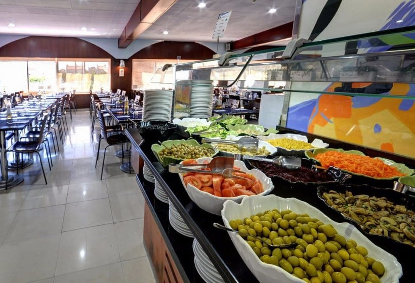 Restaurant Apartamentos Marina d'Or Oropesa del Mar