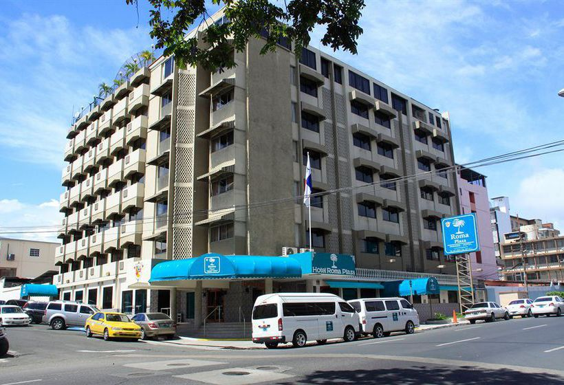 Hotel Roma Plaza Ciudad de Panama
