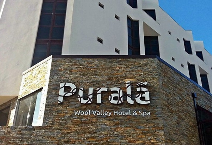 Puralã Wool Valley Hotel Spa In Covilha Starting At 45 Destinia